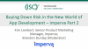 Buying Down Risk in the New World of App Development - Imperva Part 2