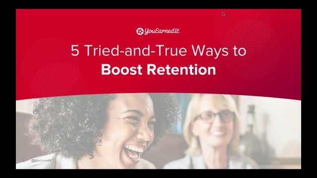 5 Tried-and-True Ways to Boost Retention