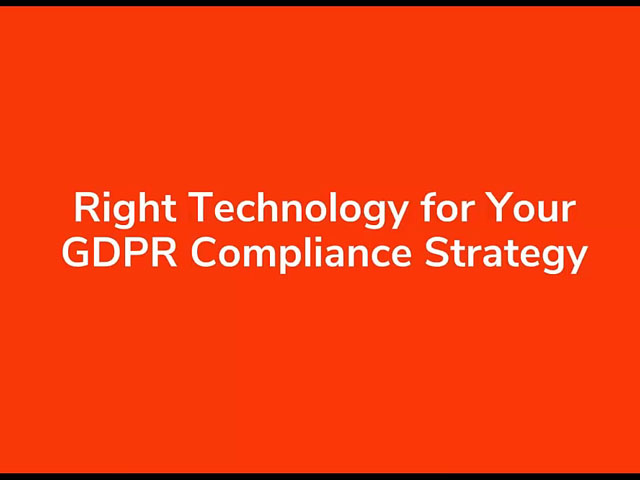 Accelerating Your GDPR Compliance with the WSO2 Platform