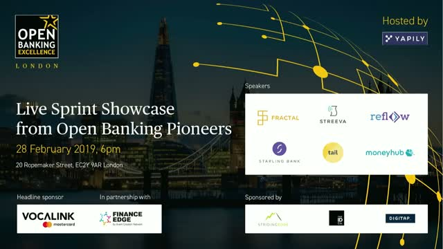 From the Open Banking Front Line: Pioneering People & Products