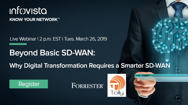Beyond Basic SD-WAN: Why Digital Transformation Requires a Smarter SD-WAN
