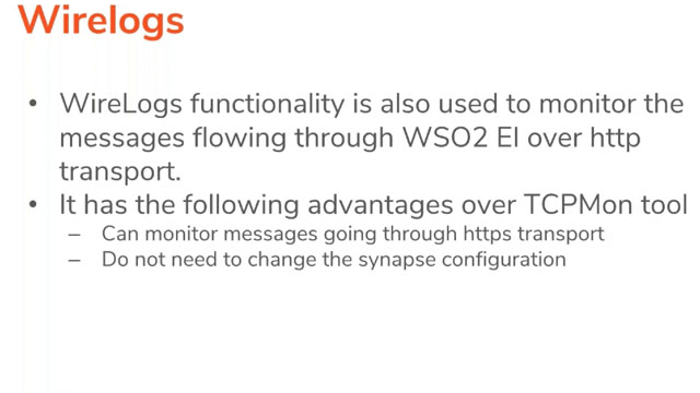 Troubleshooting and Best Practices with WSO2 Enterprise Integrator
