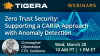 Kubernetes & Zero Trust Security: Supporting a CARTA with Anomaly Detection