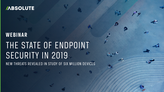 The State of Endpoint Security in 2019