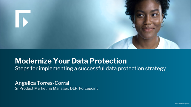 Modernize your Data Protection
