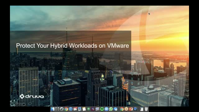 Protect Your Hybrid Workloads on VMware