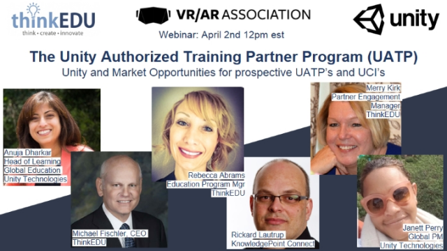 The Unity Authorized Training Partner Program (UATP)