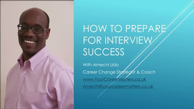How To Prepare For Interview Success