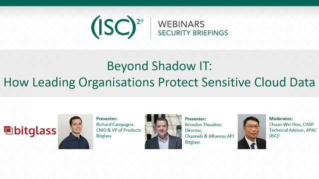 Beyond Shadow IT:  How Leading Organisations Protect Sensitive Cloud Data