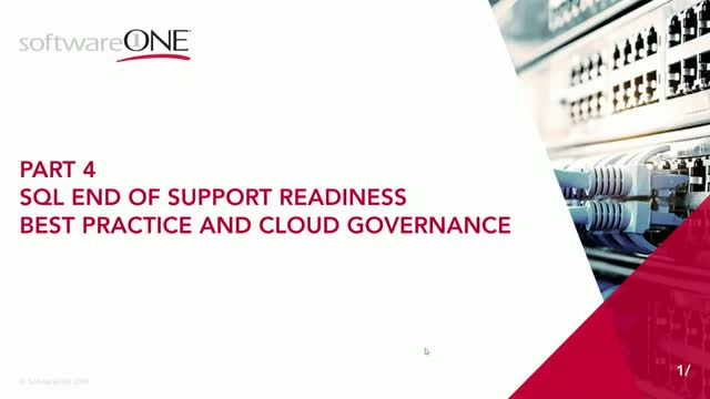 Part 4 SQL & Win Server End of Support: Software/Cloud Governance with PyraCloud