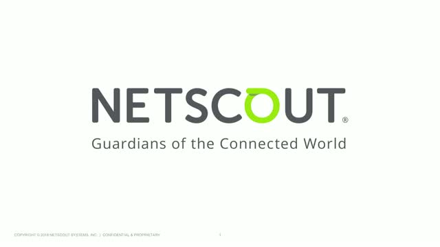 NETSCOUT Worldwide Infrastructure Security Update