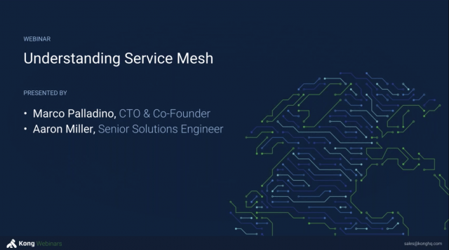 Service Mesh Architecture: Monoliths, Microservices, and Beyond