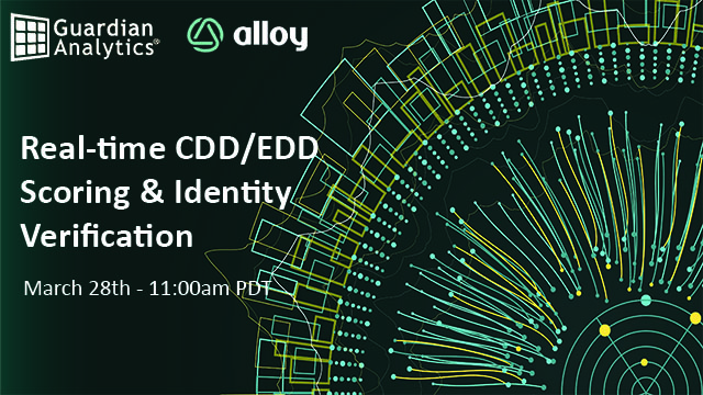 Real-time CDD/EDD Risk Scoring & Identity Verification