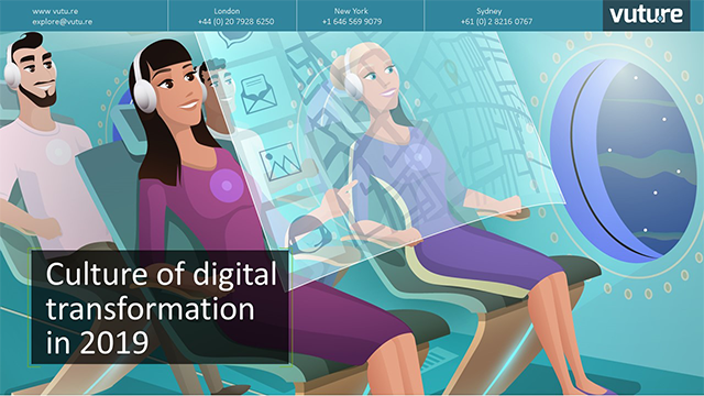The culture of digital transformation in 2019