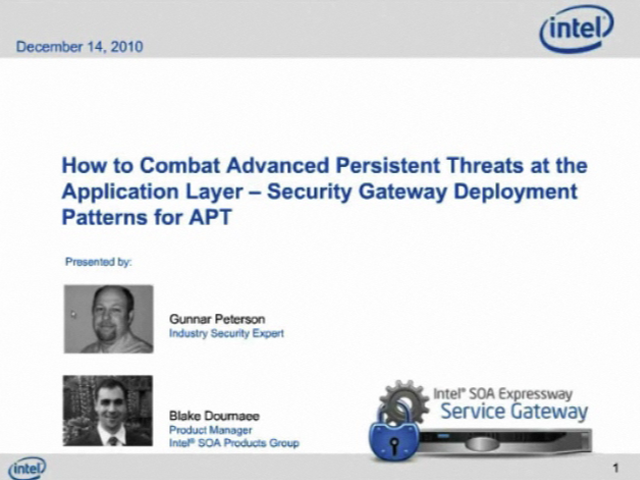 How to Combat Advanced Persistent Threats