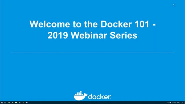 Docker 101: Infrastructure and Application Choice with Docker Enterprise