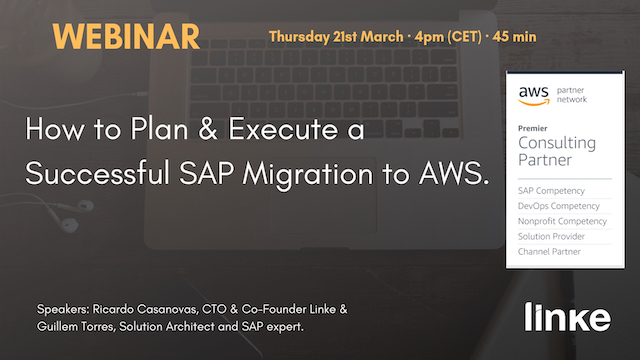How to Plan & Execute a Successful SAP Migration to AWS