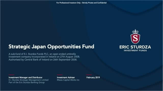 Japanese Equities – Investing in Growth