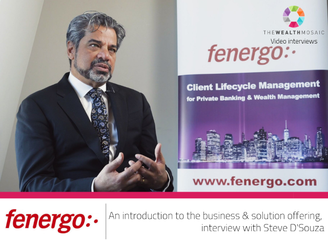 Fenergo: An introduction to the business and solution offering