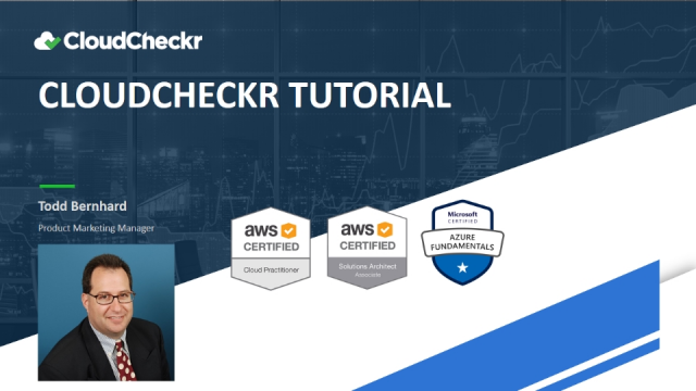 Live Tutorial: How Service providers Can Generate Cloud Invoices via CloudCheckr
