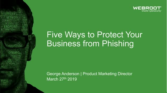 5 Ways to Protect Your Business from Phishing