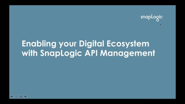 Digital ecosystems and the power of API management