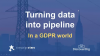 Turning data into pipeline in a GDPR world