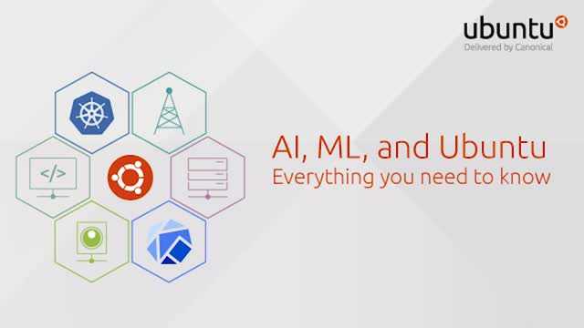 AI, ML, & Ubuntu: Everything you need to know