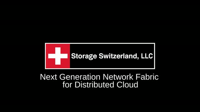 Why The Edge is Demanding Next Generation Network Fabrics