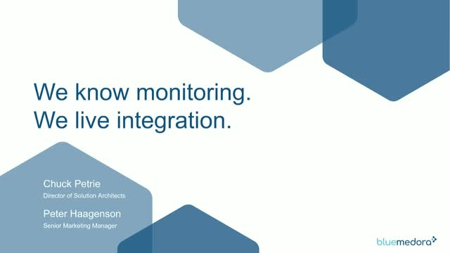 Radically reduce troubleshooting & downtime with Blue Medora