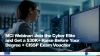 Join the Cyber Elite - Get a $30K+ Raise Before Your Degree - CISSP Exam Voucher
