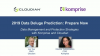 2019 Data Deluge Prediction: Prepare Now