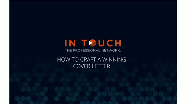 How to Craft a Winning Cover Letter