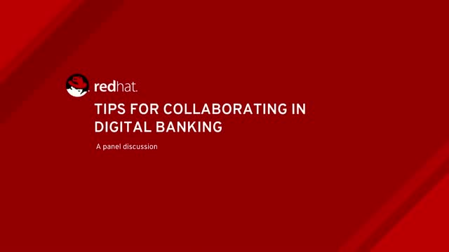 Collaboration is key to digital banking