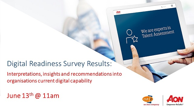 Digital Readiness in HR - Survey Results