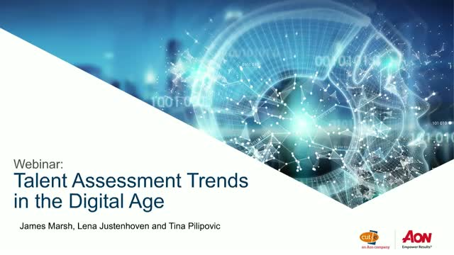 Talent Assessment Trends in the Digital Age