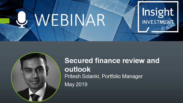 Secured finance review and outlook