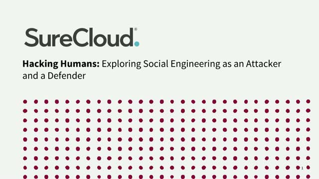 Hacking Humans: Exploring Social Engineering as an Attacker and a Defender