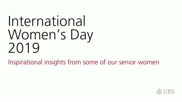 International Women's Day - 2019