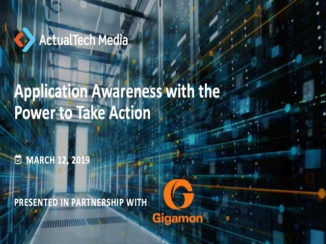 Application Awareness with the Power to Take Action