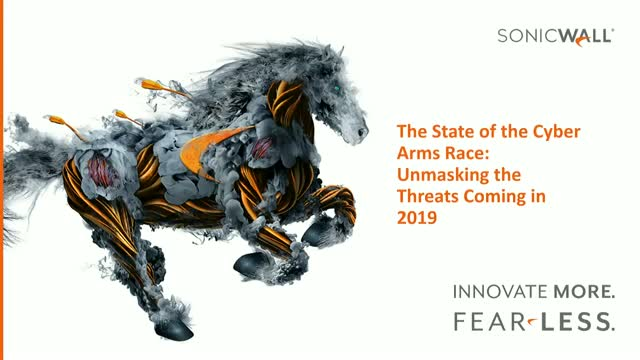 The State of Cyber Arms Race: Unmasking the Threats Coming in 2019