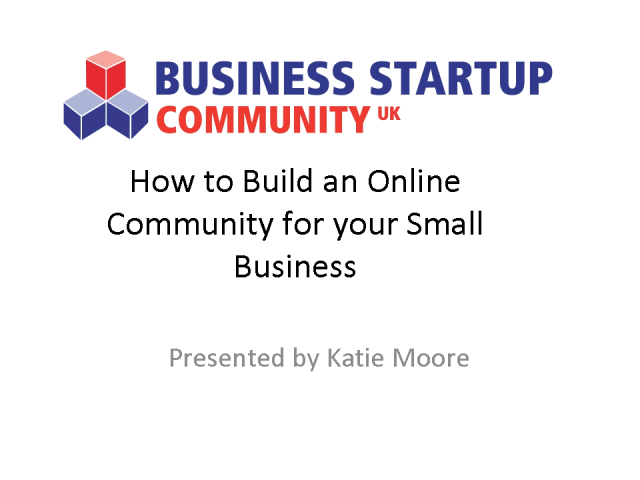 How to Build an Online Community for your Small Business
