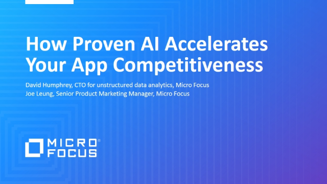 How Proven AI Accelerates Your App Competitiveness