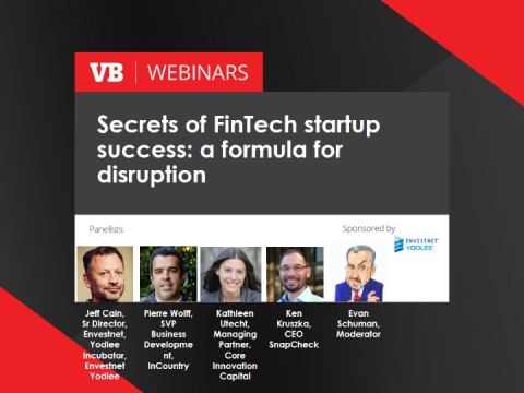 Secrets of Fintech Startup Success: A Formula for Disruption