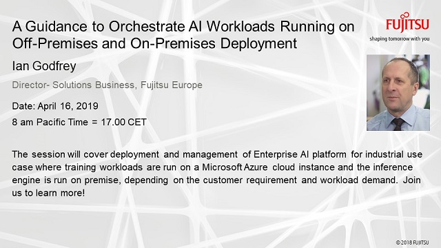 A Guidance to Orchestrate AI Workloads Running on Off-Premises and On-Premises