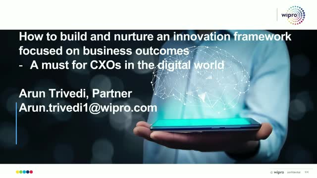 Framework for CXOs to promote innovation