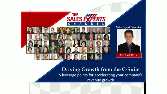 Driving Growth from the C-Suite
