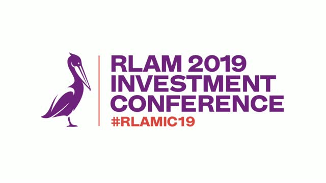 RLAM IC 2019 - how does an asset manager prepare for uncertainty?
