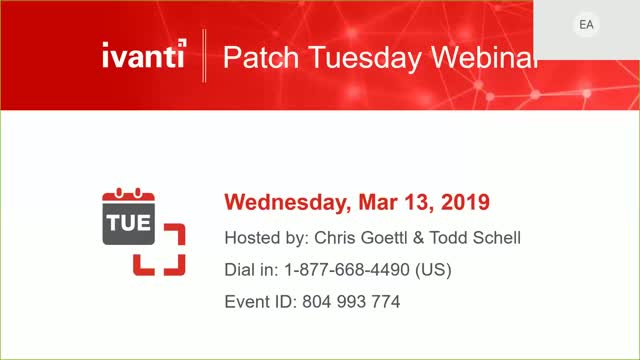 March 2019 Patch Tuesday Analysis