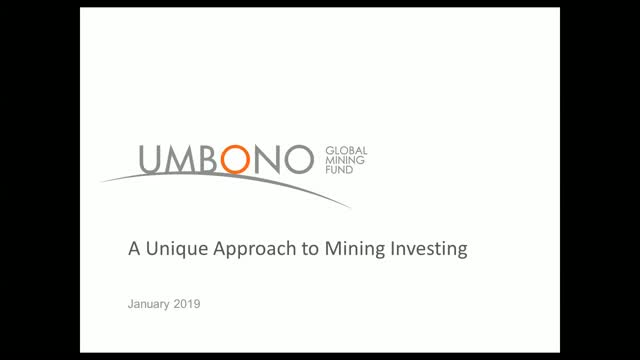 UMBONO: A Unique Approach to Mining Investing